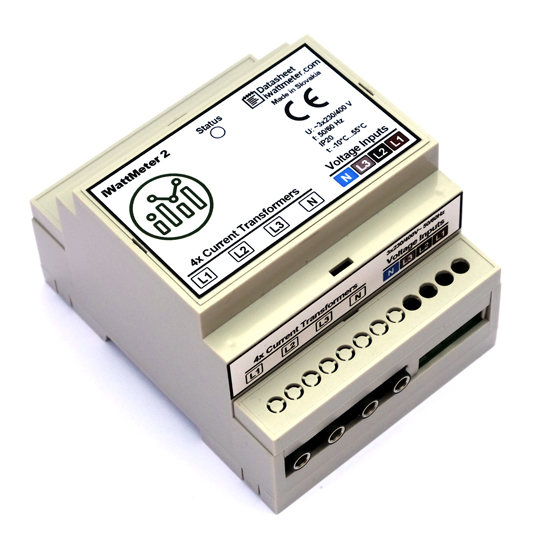 iwatt meter energy meter watt analytics